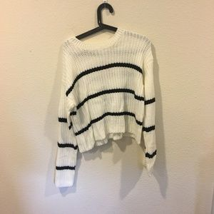 vestique Sweaters - NWT Vestique striped sweater